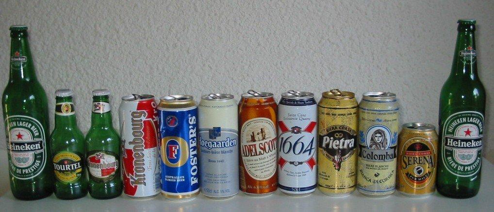 Beer tasting in Corsica (2003)