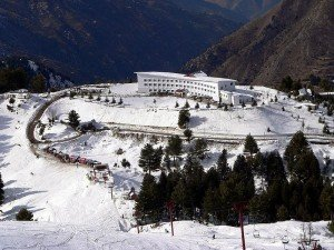 Swat Valley Pakistan - Malam Jabba Ski Resort