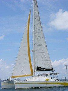Fritz the Catamaran