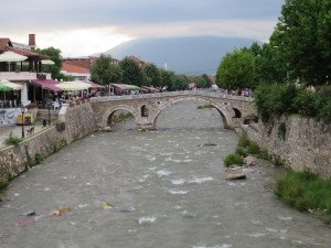 Prizren old bridge