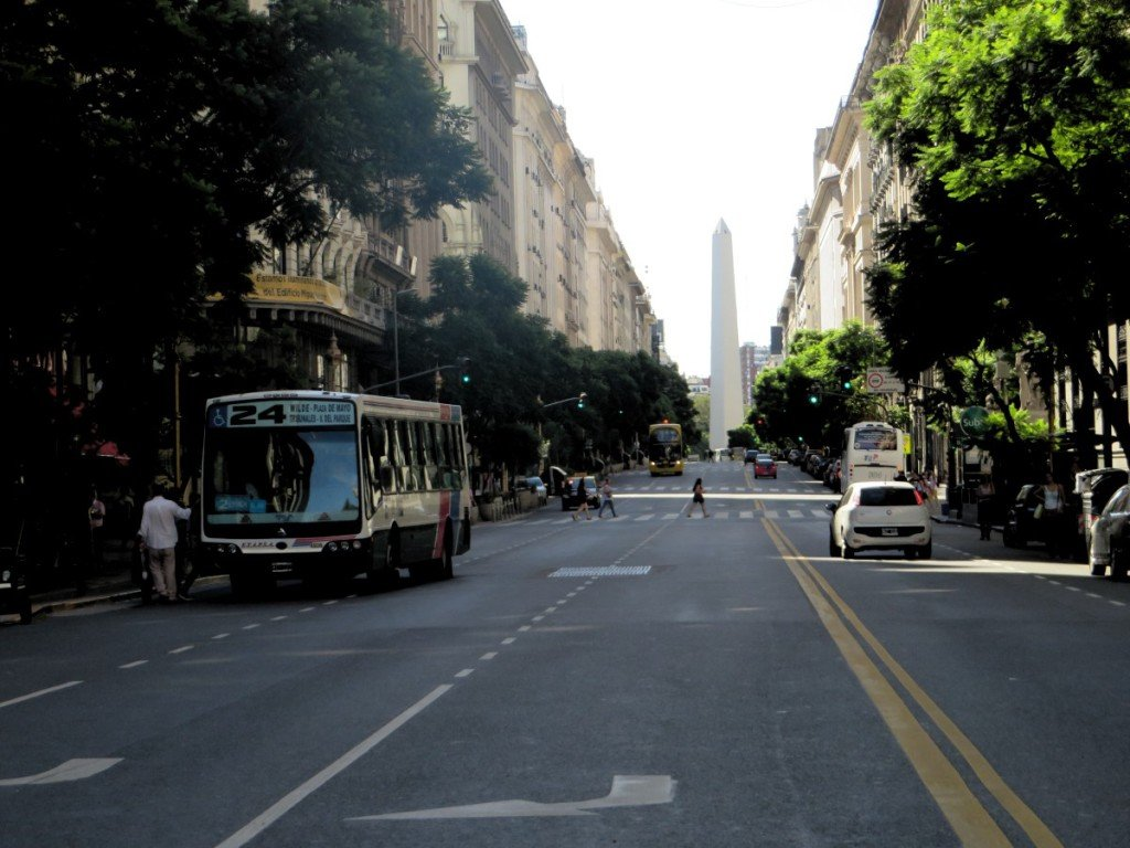Street of BA