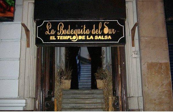 Bodeguita del Sur - Salsa in Montevideo