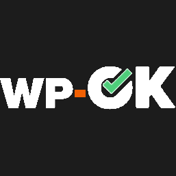 WP-OK logo