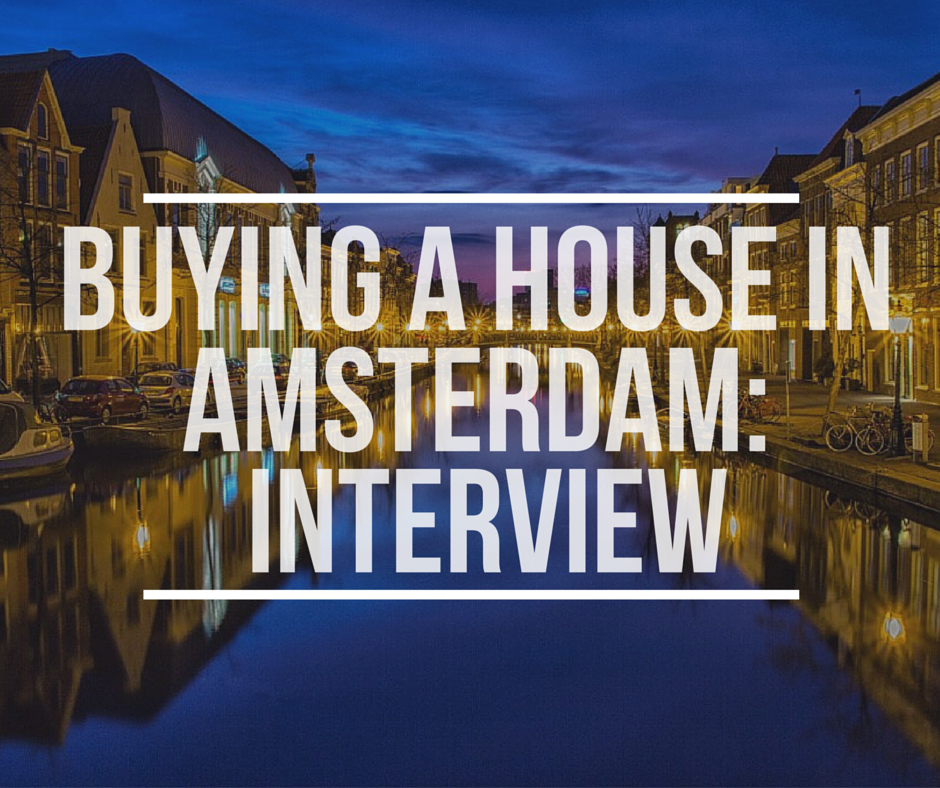How to buy an house in Amsterdam